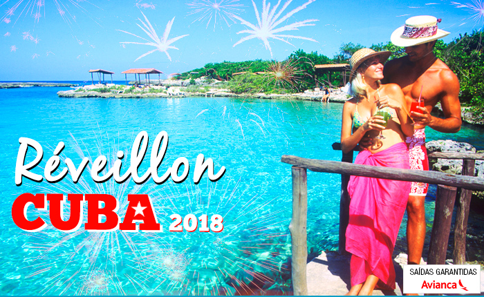 RÉVEILLON CUBA 2018