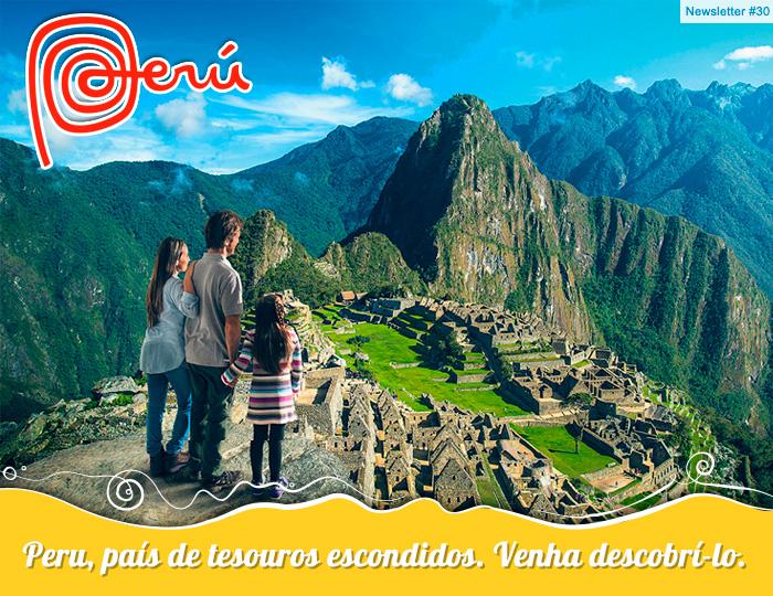 Peru é com a Sanchat Tour